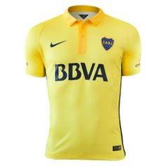 Camiseta de Boca Jrs. 2015 / New 2015 Boca Jrs' T-Shirt.