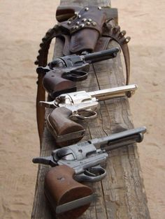 Nothing wrong with shooting.as long as the right people get shot. Weapons Guns, Guns And Ammo, Western Holsters, Cowboy Action Shooting, Lever Action Rifles, Gun Holster, Cool Guns, Le Far West, Western Art