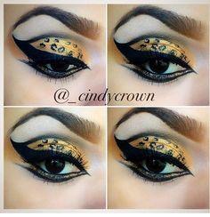 Orange cheetah Cheetah Birthday, Mascara, Halloween Face Makeup, Eyeshadow, Make Up, Lipstick, Hairstyle, Orange, Hair Job