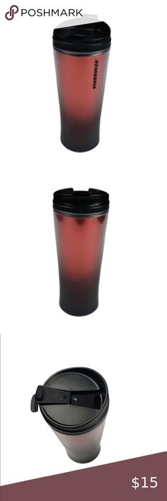 Design-2 The Fanatic Group Alabama Double Walled Soft Touch Tumbler Red