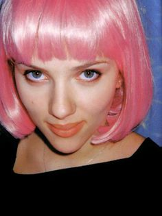 Scarlett Johansson in Lost In Translation