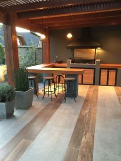 """Figure out more relevant information on """"outdoor kitchen designs layout patio"""". … Figure out more relevant information on """"outdoor kitchen designs layout patio"""". Look at our website. Grill Design, Patio Design, House Design, Garden Design, Floor Design, Outdoor Spaces, Outdoor Living, Outdoor Decor, Rustic Outdoor"""