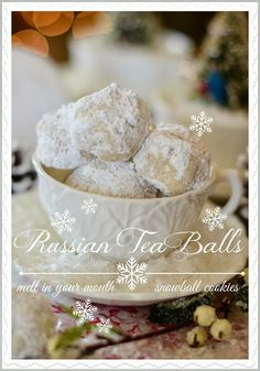 The easiest Christmas cookies... these are DELICIOUS!!