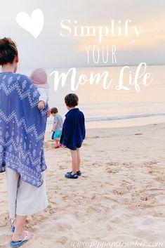 Simplify Your Mom Life: So kannst du dein Mamaleben vereinfachen - Pippa Pie-Maker