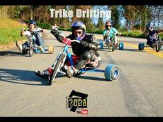 Drift Trike Brasil - Esporte Radical - Quadro Saindo da Rotina - Canal 7008Films +http://brml.co/1BoMYhC
