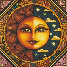 Sun and Moon 2001 June