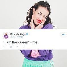 If Miranda Sings' Tweets Were Motivational Posters