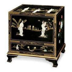 Asian Nightstands Foter Furniture Chinese Style Bedrooms Dance