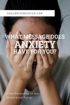 Do you struggle with anxiety daily? My name is Natalie and I'm an Intuitive Healer, Channeler and Soul Integration Coach. Nothing makes my heart swell more than seeing women (like you) glow in their physical body, be empowered by their emotions, and connect deeply to their intuitive wisdom. Follow the link to learn about the message your anxiety has for you. #healing #healer #intuitive #healyourself #healingtrauma #spiritguides #personalgrowth #selfcare #selflove #anxiety #mentalhealth Grounding Meditation, Free Meditation, Guided Meditation, Spirit Guides, Healer, Anxious, Intuition, Self Care, Meant To Be