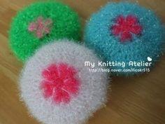 내안에 너 있다.사랑이 담긴 하트 수세미 손그림 도안 공유합니다. 특별한 도안은 아니지만이렇다, 저렇다.... Creative Bubble, Bubbles, Knitting, Projects, Blog, Shower Towel, Crocheting, Korean, Trapillo