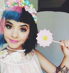Melanie Martinez Style, Melanie Martinez Makeup, Melanie Martinez Quotes, Paramore, Demi Lovato, Cry Baby Album, Selena Gomez, She Song, Indie Music