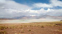 Aguas calientes saltflat, about 3hrs drive from San Pedro de Atacama, Chile.