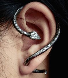 Snake Ear Cuff/Wrap
