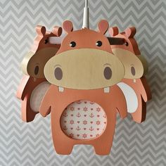 In harmony with the wall lamps, it is a real miracle for a child when its favourite character brightens up the room. Our chandeliers are perfect for playtime and evening activities. #chandelier #hippo #vamadesign #newborn #nurserydecor #homedecor #childroom #baby #newborn #handmade #ash #kidsdesign