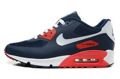 Iconic and versatile the Nike Air Max 90 in White/Wolf Grey/Black. ? @���ԧӧ�?���ߦ�����?