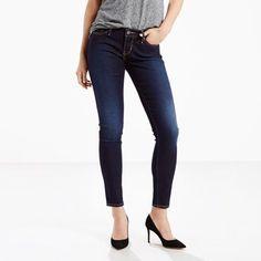 811 Curvy Skinny Jeans | Indigo Ridge |Levi's® United States (US)
