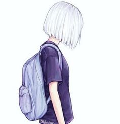 I want to find meet of this kinda profile but u can see the persons face and there backpack.