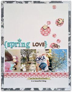 Spring Love  by Rockermorsan at @Studio_Calico