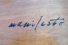 Cigar Box Manifesto Pair In Stock Wooden Gift by IndustrialPlanet