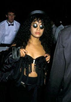Lisa Bonet...loved her style in the 90s