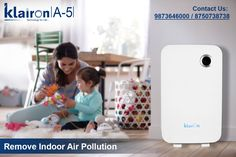 Klairon A5 fully optimize the air passage, further clean the air flow, and achieve indoor air purification cycle in a faster manner. Wider and bigger back air in-taking design fully takes in the air faster and smoother.