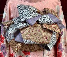 イメージ 7 Kimono Japan, Japanese Kimono, Japanese Art, Obi One, Sash Belts, Yukata, Hanfu, Asian Fashion, 4th Of July Wreath