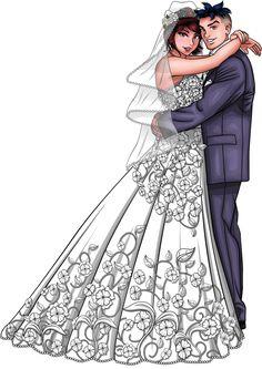 Enfim casados! #monicaxcebola #turmadamonicajovem #mauriciodesouza