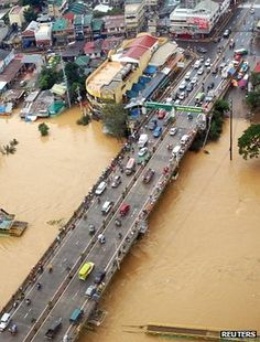 Emerging economies in Asia, including India and the Philippines, face the greatest financial risk from natural disasters, an analysis suggests.