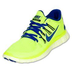 Nike Free 3.0 V5 - Black/White/Volt