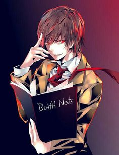 Here 's my DEATH NOTE ANIME