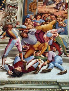 Cappella di San Brizio - Signorelli - Sterminio