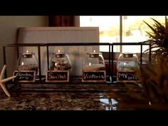 How to personalize your decorations  #PartyLite #Candles   www.PartyLite.biz/carriescandles1