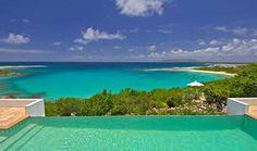 Zenaida Beach Estate is perched above Sandy Hill Beach. Sleeps 10. Direct access to the beach! #anguilla