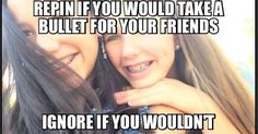 Love my friends, Would you and My friend on Pinterest