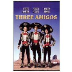 In the 1910s, the natives of an oppressed Mexican village send a plea for help to their favorite movie star gunslingers (Steve Martin, Chevy Chase and Martin Short). The hapless actors believe they're making a publicity appearance...and get stuck having to face down very real banditos! Can the trio stop bumbling long enough to stay alive? This side-splitting comedy co-stars Alfonso Arau, Tony Plana, & Jon Lovitz.