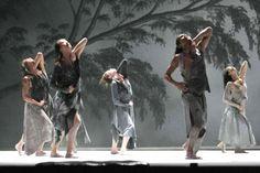 Five Girls In A Dance HD Wallpaper
