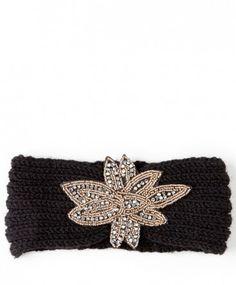 Floral Corsage Headband