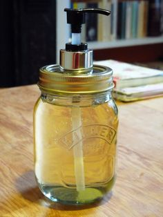 Kirby Jane: Another good use for a jar...