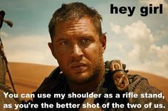 Mad Max Gets His Own Feminist Tumblr Mad Max #MadMax