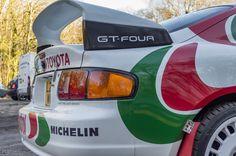 Toyota Celica GT-Four - Toyota Celica GT-Four rally car
