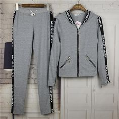 Moschino womens two piece sports tracksuit aliexpress - Nuray Çelik - Moschino womens two piece sports tracksuit aliexpress Moschino womens two piece sports tracksuit aliexpress - - Pink Unicorn Sport Fashion, Look Fashion, Fashion Outfits, Woman Fashion, Sporty Outfits, Sporty Style, Skinny Fit Jeans, Casual Hijab Outfit, Moschino