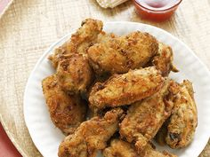 Ranch Wings recipe from Food Network Magazine via Food Network