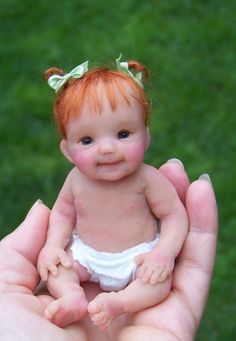 HOW CUTE ....RED HAIR AND FRECKLES...J.L.G.....