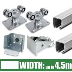 HI Motion Small Cantilever Box Kit for Sliding Gate Hi Motion small cantilever Gate kit can be used for gates upto 4 5m in length and the max gate Fence Gate Design, Door Design, Deck Gate, Stair Lift, Sliding Gate, Deck Construction, Wrought Iron Gates, Secret Rooms, Folding Doors