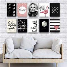Family Wall Decor, Room Wall Decor, Home Decor Wall Art, Bedroom Decor, Interiores Art Deco, Easy Canvas Art, Cafe Wall, Love Wall Art, Fashion Wall Art