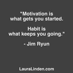 Success is a pattern of habits you intentionally create to build a bridge between where you are and where your dreams are. Like all successful and beautiful construction projects you don't do it alone. Get help from a coach with experience a mentor or clear-eyed support group. Start today on building new habits (31 days is what it takes to cement them) if you don't like your current results. Keep your mind abundant and you feet stepping forward.  Double tap if the habits of success are part…