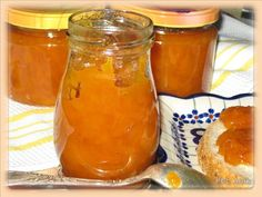 Domowa kuchnia Aniki: Dżem brzoskwiniowy