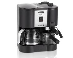 Mellerware:Modena Three in One Coffee Maker For R Coffee Maker Machine, Drip Coffee Maker, Espresso Machine, Small Appliances, Kitchen Tools, Brewing, Household, Centre, Coffeemaker