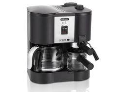 Mellerware:Modena Three in One Coffee Maker For R Coffee Machine, Espresso Machine, Small Appliances, Kitchen Appliances, Drip Coffee Maker, Kitchen Tools, Brewing, Household, Coffeemaker