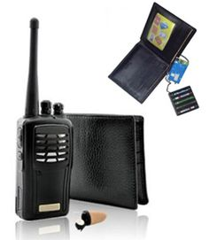 walkie talkie is nice spy bluetooth gadgets which is provided by Spy India (P) Ltd in all over India.